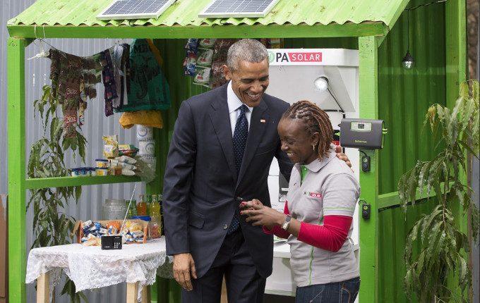 Mobile Platforms Help Open Up Rural African Markets