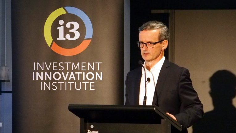 Innes McKeand, Head of Equities, USS Investment Management