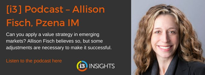 Podcast with Allison Fisch - Investment Innovation Institute