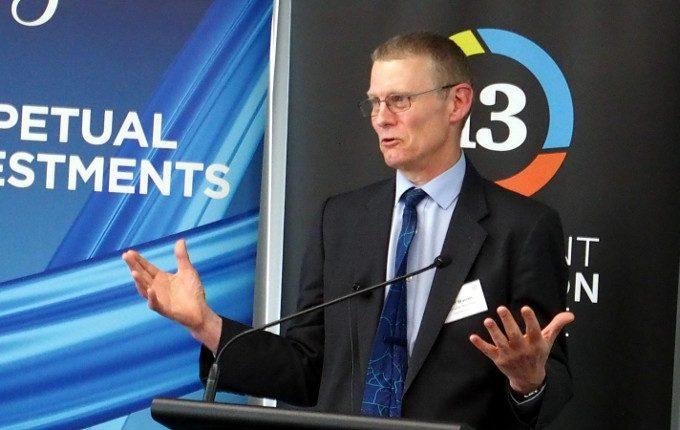 Geoff Warren, Associate Professor, ANU