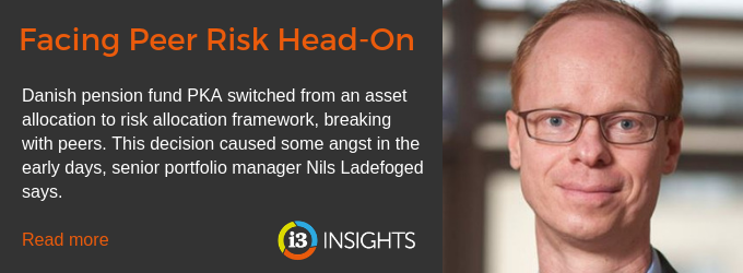 Facing Peer Risk Head-on - Investment Innovation Institute