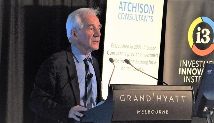 Ken Atchison, Managing Director, Atchison Consultants