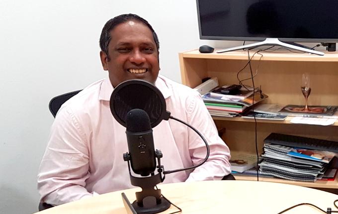 Mugunthan Siva - Investment Innovation Institute
