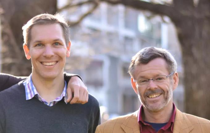 Prof Carsten Murawski and Professor Peter Bossaerts - Investment Innovation Institute