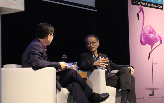 Fireside chat with Sung Cheng Chih
