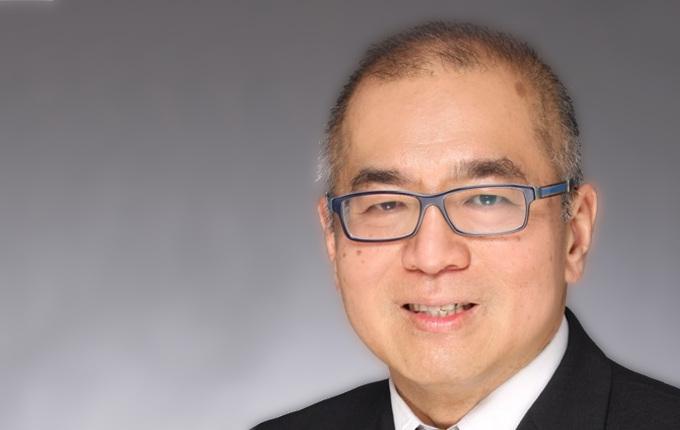 Dr. Guan Seng Khoo, former Head of Enterprise Risk Management, AIMCo