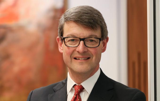 Stewart Brentnall, CIO of TCorp