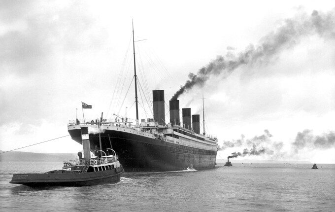 RMS Titanic, Harland & Wolff Collection, National Museums NI