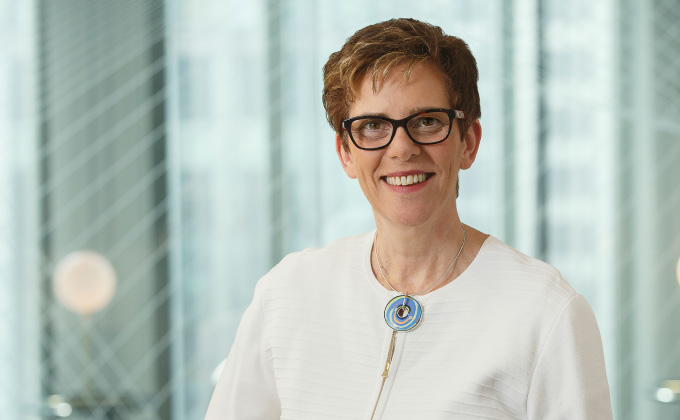 Helen Rowell, Deputy Chair at APRA on the superannuation industry
