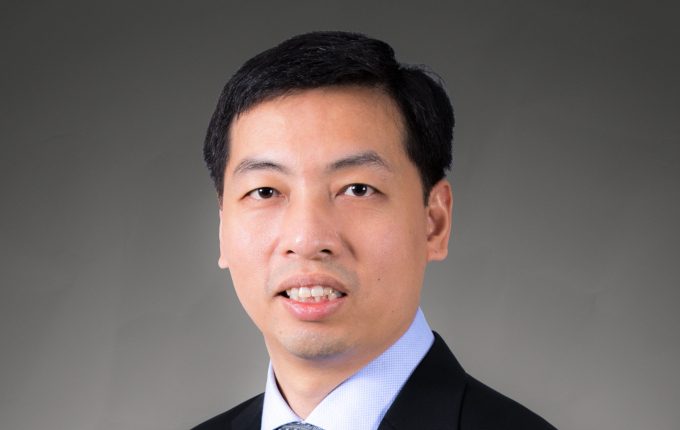 Steve Zhang, Deputy Chief Investment Officer of Ping An China Asset Management (Hong Kong) Company