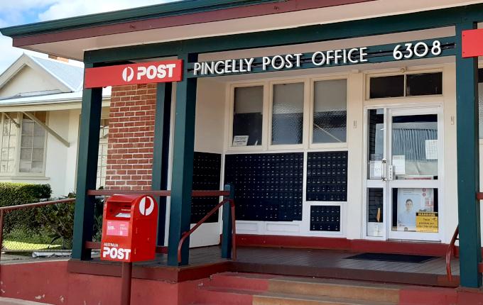 Australia Post - Image by Calistemon