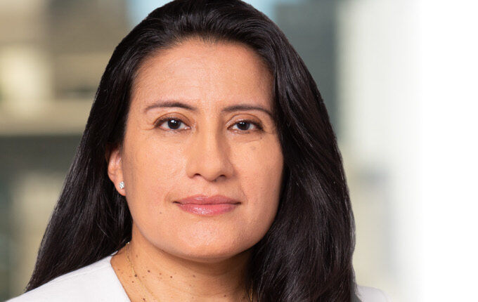 Sara Moreno, Emerging Markets Equity Portfolio Manager and Research Analyst at Jennison Associates