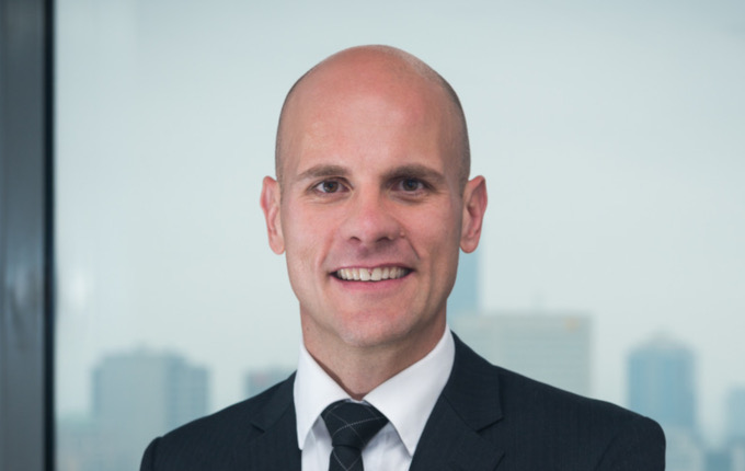 Nik Kemp, Head of Infrastructure, AustralianSuper