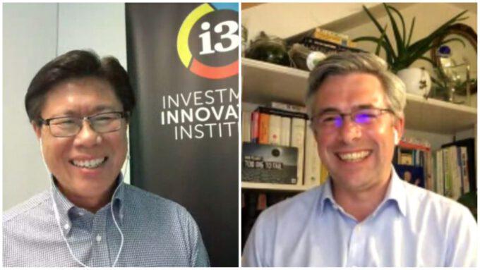 Achieving Net Zero Targets- [i3] Webinar with Aviva Investors' Steve Waygood