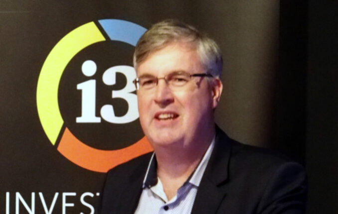 Anthony Michael, CIO at Allianz Australia