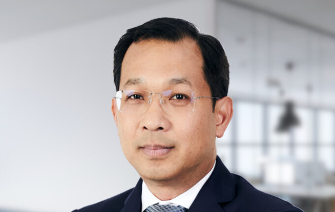 Arsa Indaravijaya, CIO of the Government Pension Fund Thailand
