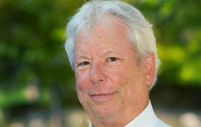 Nobel Prize winner and Behaviourial Finance Professor Richard Thaler